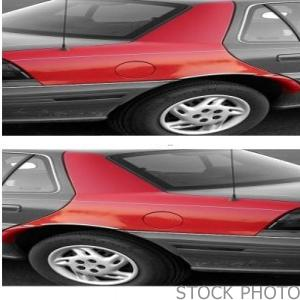 Quarter Panel (Not Actual Photo)
